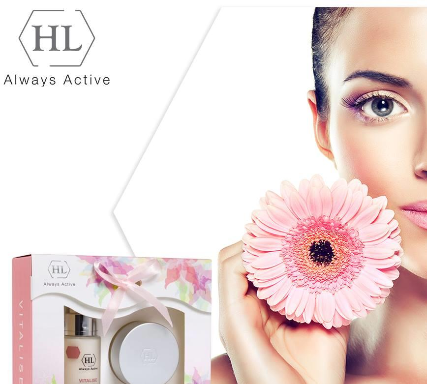 Уход от Holy Land (HL Cosmetics)